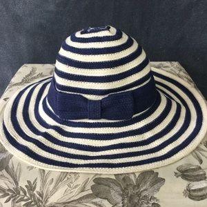"KATE SPADE | ""Hats Off"" Floppy Summer Hat"